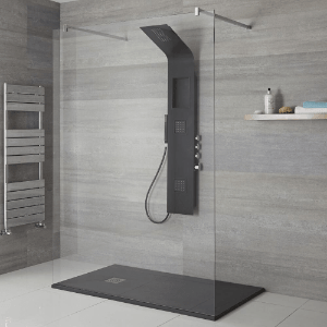 Shower room from our bathroom installers in Sunderland