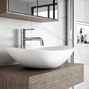 Sink and top from our bathroom installers in Sunderland