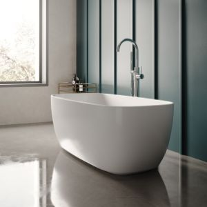 Bath unit from our bathroom installers in Sunderland